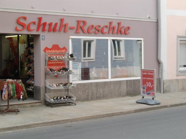 Schuhhaus Reschke Obernzell