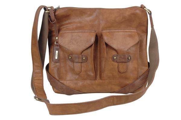 NEU: Rieker Handtaschen H1440 24 braun | Schuhe damen